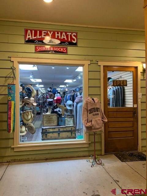 318 Elk Avenue 14 & 16, Crested Butte, CO 81224 (MLS #783862) :: The Howe Group | Keller Williams Colorado West Realty