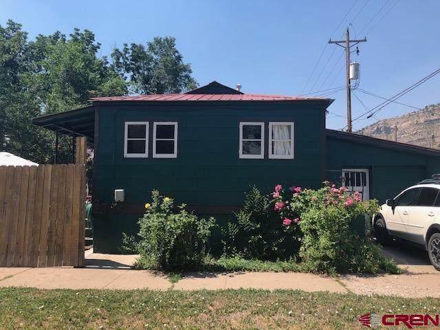 476 E 5th Street, Durango, CO 81301 (MLS #783963) :: Durango Mountain Realty