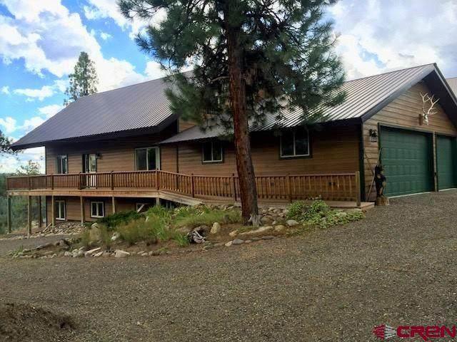 942 Harman Avenue, Pagosa Springs, CO 81147 (MLS #785791) :: The Howe Group | Keller Williams Colorado West Realty