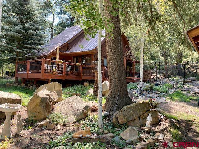 344 Morning Rain Court, Pagosa Springs, CO 81147 (MLS #786489) :: The Howe Group   Keller Williams Colorado West Realty