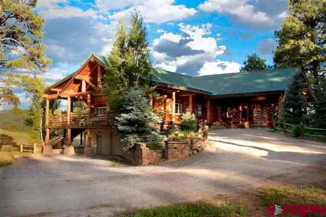 228 Blue Spruce Drive, Pagosa Springs, CO 81147 (MLS #786528) :: The Howe Group   Keller Williams Colorado West Realty