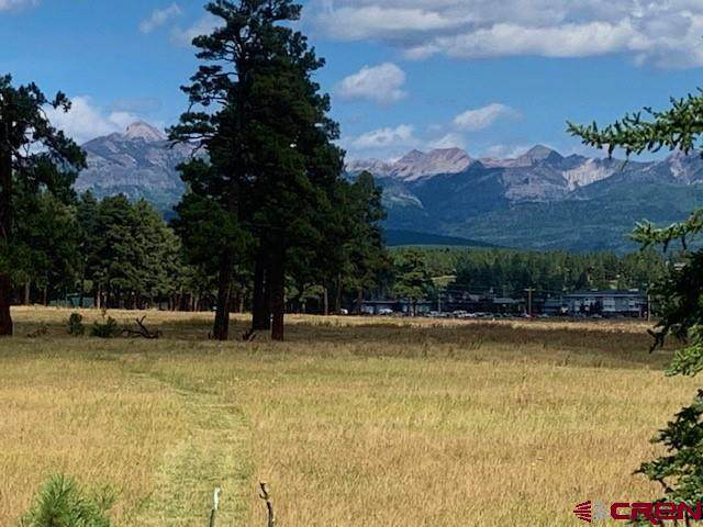 136 Vista San Juan, Pagosa Springs, CO 81147 (MLS #787081) :: The Howe Group | Keller Williams Colorado West Realty