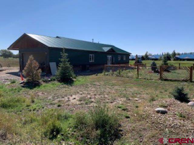 345 Midiron Avenue, Pagosa Springs, CO 81147 (MLS #787212) :: Dawn Howe Group | Keller Williams Colorado West Realty