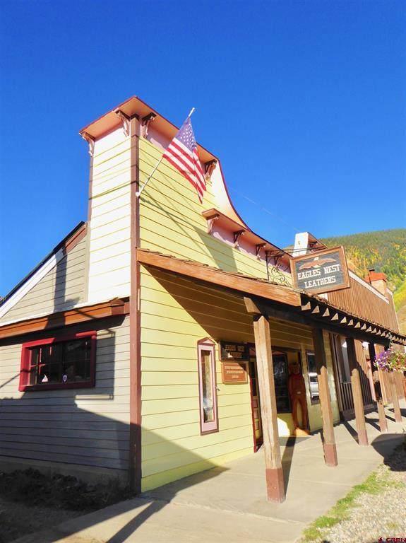 1152 Greene Street, Silverton, CO 81433 (MLS #787250) :: The Howe Group   Keller Williams Colorado West Realty