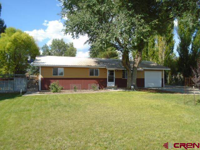 210 Maple Drive, Hotchkiss, CO 81419 (MLS #788098) :: The Howe Group | Keller Williams Colorado West Realty