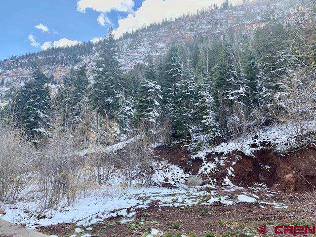TBD Hinkson Terrace, Ouray, CO 81427 (MLS #788185) :: The Howe Group | Keller Williams Colorado West Realty