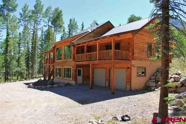 4 Alpine Vista Crt., Lake City, CO 81235 (MLS #704490) :: Durango Home Sales