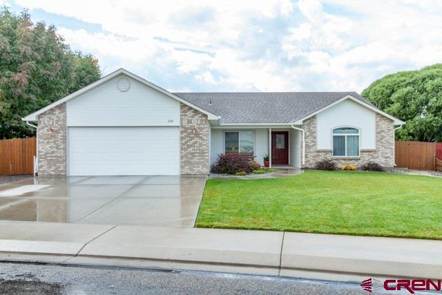 206 W Sunset Drive, Fruita, CO 81521 (MLS #738462) :: CapRock Real Estate, LLC