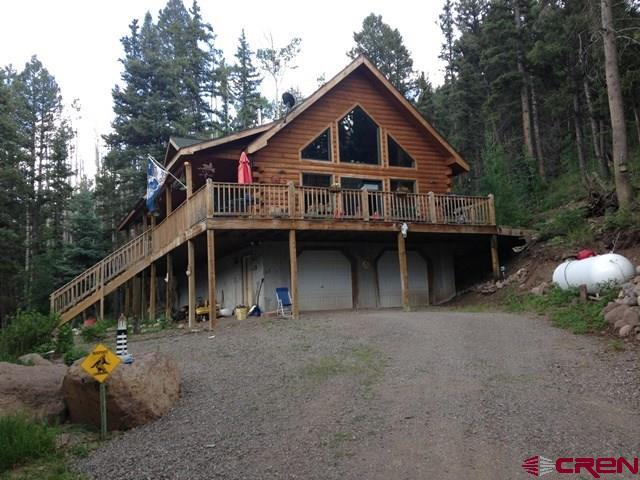 1843 Clarke Mountain Lane, Antonito, CO 81120 (MLS #740210) :: Durango Home Sales
