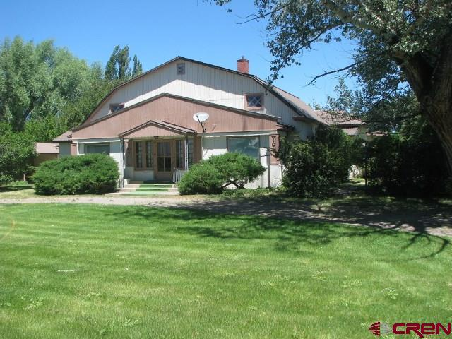 107 W Prospect Avenue, Monte Vista, CO 81144 (MLS #741244) :: Durango Home Sales