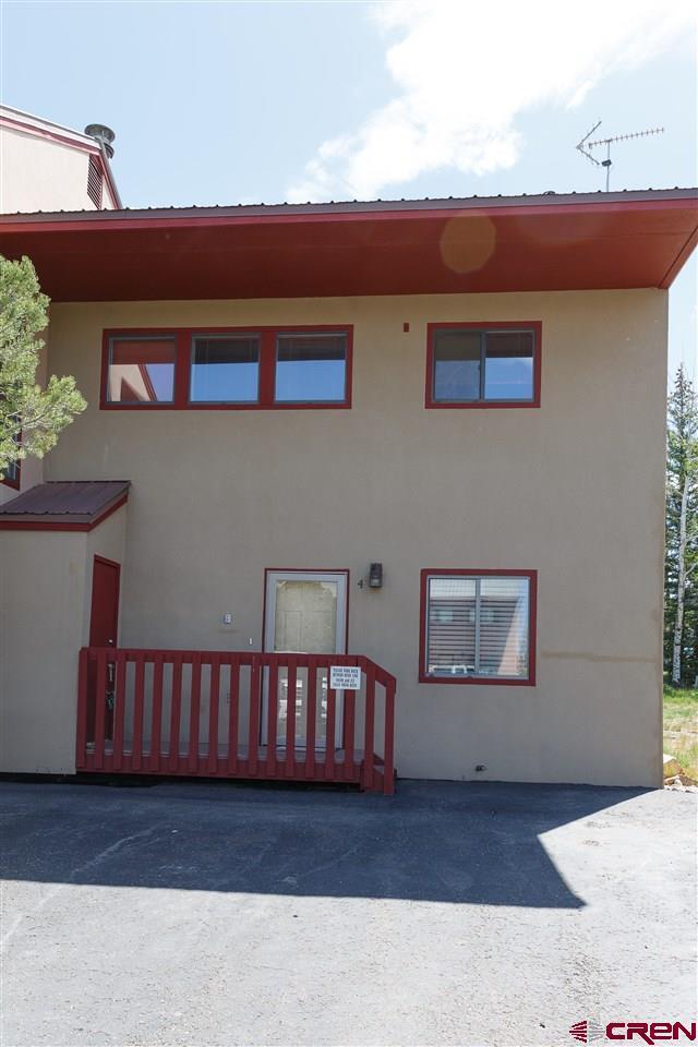 578 Lakeside Drive #4, Pagosa Springs, CO 81147 (MLS #743680) :: Durango Home Sales