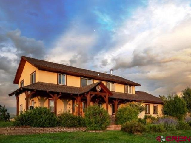 130 Echo Creek Court, Pagosa Springs, CO 81147 (MLS #746742) :: Durango Home Sales