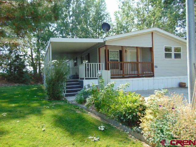 901 6530 Road #4117, Montrose, CO 81401 (MLS #749213) :: Durango Home Sales