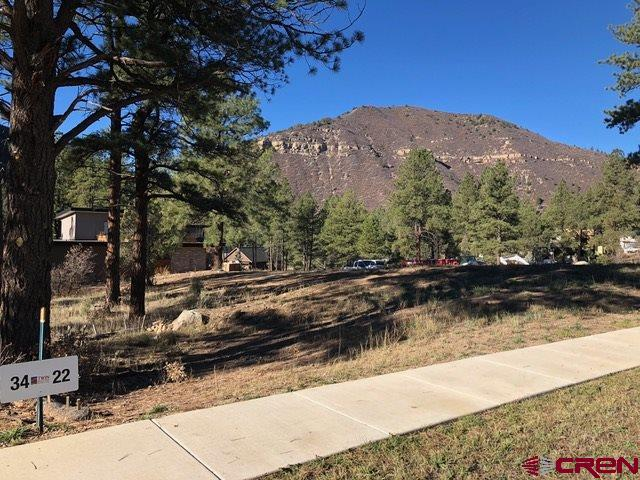 1067  (lot 22) Twin Buttes Avenue, Durango, CO 81301 (MLS #751961) :: Durango Mountain Realty