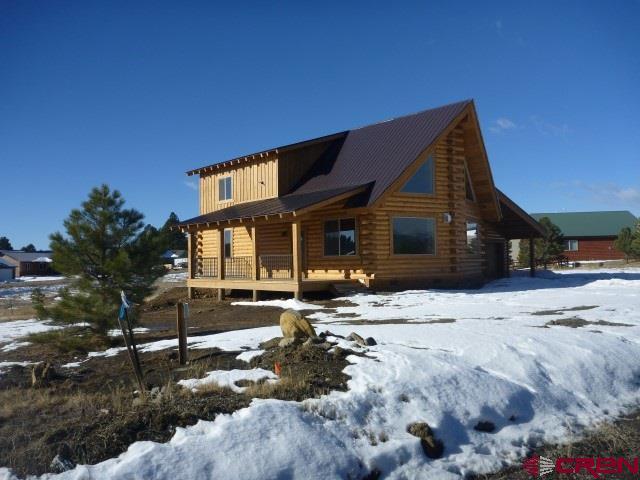 113 Saturn Drive, Pagosa Springs, CO 81147 (MLS #752872) :: Durango Home Sales