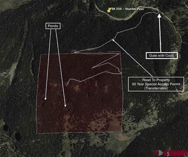 TBD Stunner Pass, Platoro, CO 81120 (MLS #766015) :: The Dawn Howe Group | Keller Williams Colorado West Realty