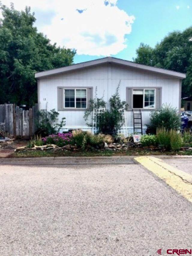13 Palomino Drive, Durango, CO 81301 (MLS #773163) :: Durango Mountain Realty