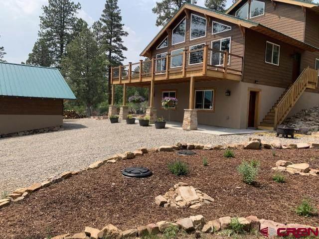 692 Starling Circle, Pagosa Springs, CO 81147 (MLS #783793) :: The Howe Group | Keller Williams Colorado West Realty