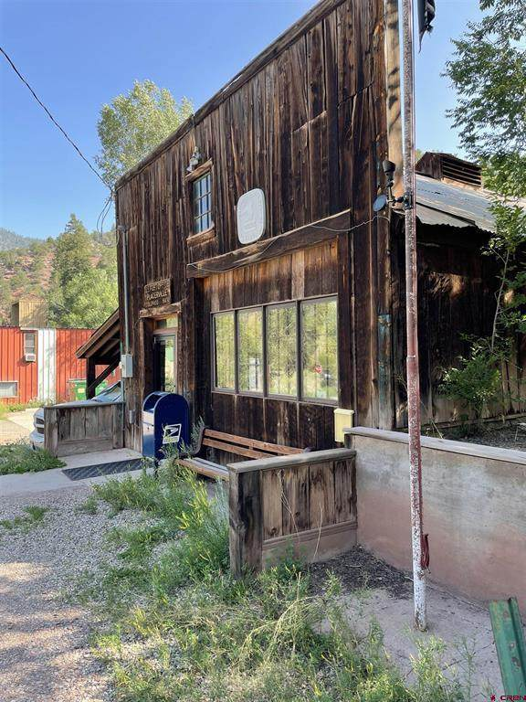 300 Front Street, Placerville, CO 81430 (MLS #785610) :: The Howe Group | Keller Williams Colorado West Realty