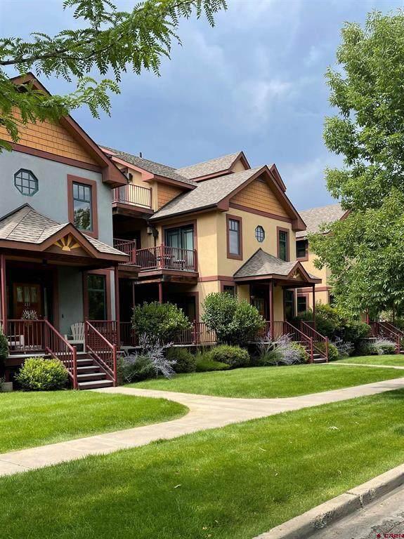 355 E 3rd Avenue #222, Durango, CO 81301 (MLS #785697) :: The Howe Group | Keller Williams Colorado West Realty