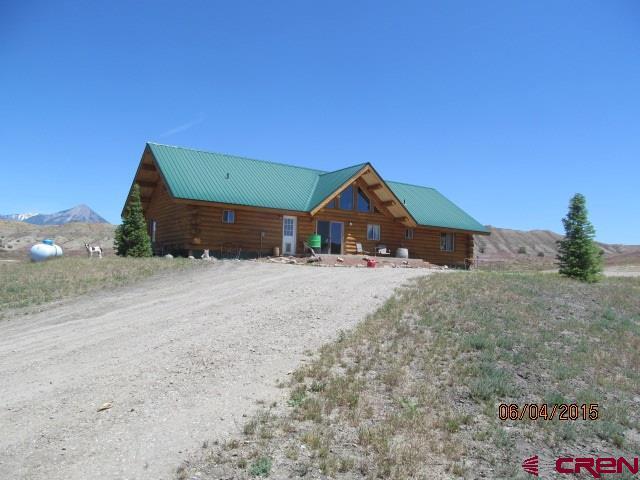 34464 Owl Lane Road, Hotchkiss, CO 81419 (MLS #694420) :: CapRock Real Estate, LLC