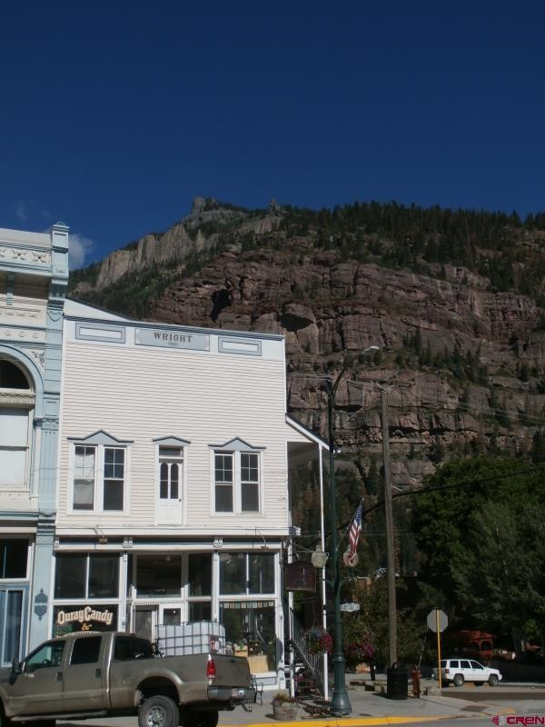 480 Main Street Corner 5th And , Ouray, CO 81427 (MLS #696047) :: Durango Home Sales