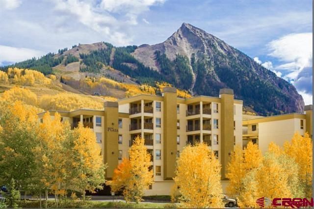 11 Snowmass Road Unit 241, Mt. Crested Butte, CO 81225 (MLS #740291) :: The Dawn Howe Real Estate Network | Keller Williams Colorado West Realty