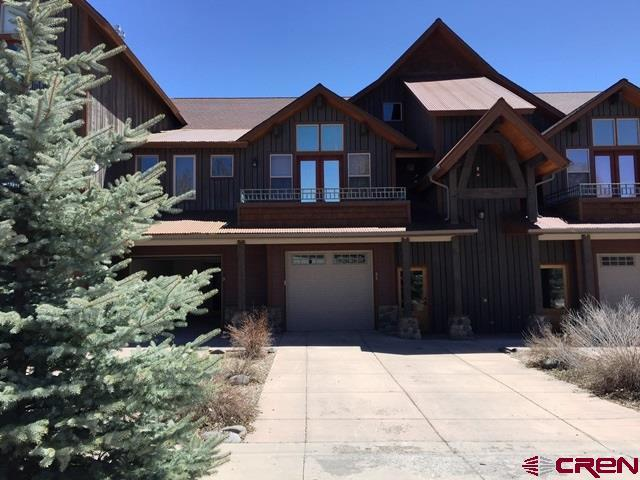 502 S 5th Street Unit B-6, Pagosa Springs, CO 81147 (MLS #754317) :: The Dawn Howe Group | Keller Williams Colorado West Realty