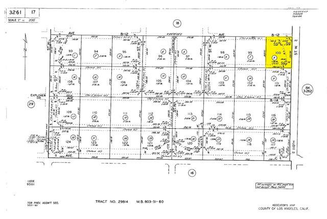 110 Street West And Ave. B-12 - Photo 1