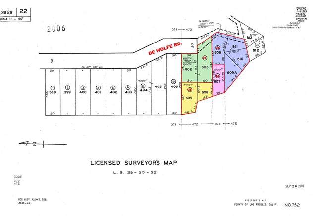 0 De Wolf Rd. Newhall 91321 - Photo 1