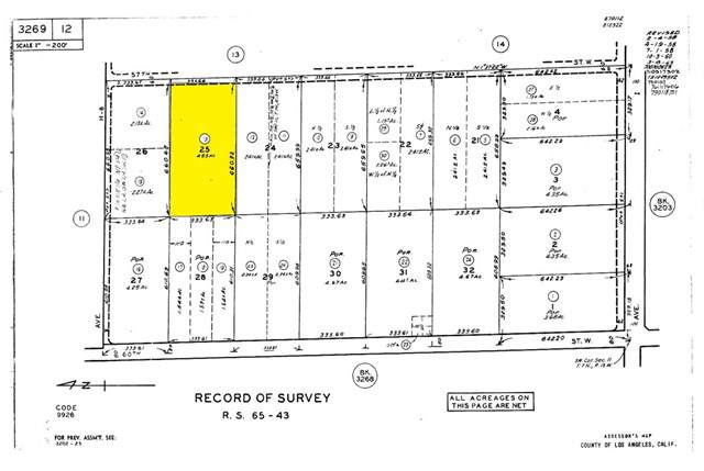 57 Street West And Ave. H-8 - Photo 1