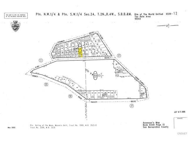 0 Pine Dr. And Dart Cany. Road, Crestline, CA 92325 (#SR17096380) :: Randy Plaice and Associates