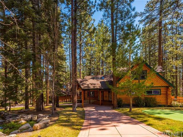 739 N Star Drive, Big Bear, CA 92315 (#SR18098686) :: SG Associates