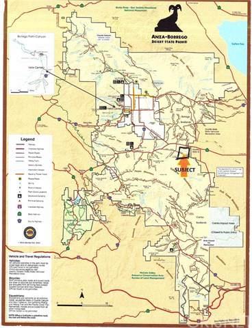 0 Old Kane Spring Road, Borrego Springs, CA 92004 (#SR18164348) :: Randy Plaice and Associates