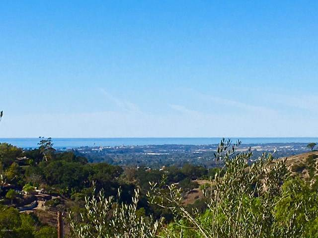 0 Montrose, Santa Barbara, CA 93105 (#218013607) :: Randy Plaice and Associates