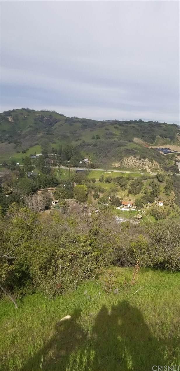 0 Callado Way, Topanga, CA 90290 (#SR19048210) :: Randy Plaice and Associates