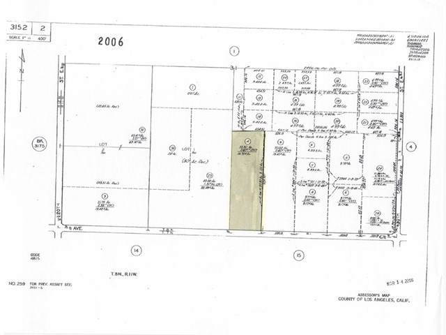20 On North East Corner Of Ave. G And 25 St. East, Roosevelt, CA 93535 (#SR19117920) :: Randy Plaice and Associates