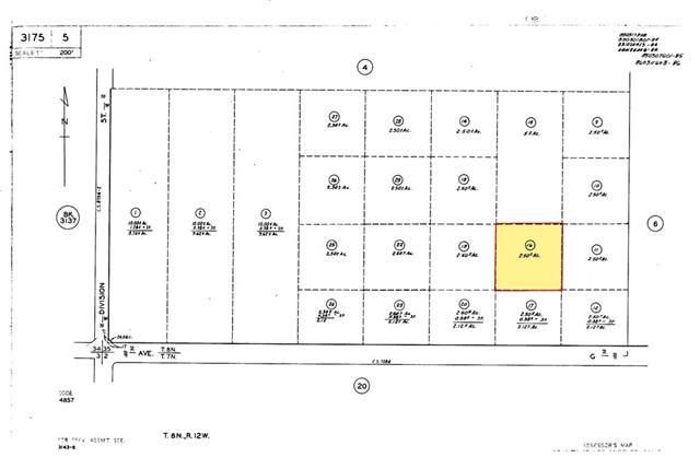 4 E And Avenue F-14, Roosevelt, CA 93535 (#SR19142410) :: Randy Plaice and Associates