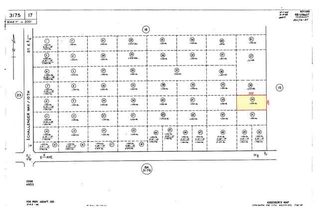15 E And Avenue G-12, Roosevelt, CA 93535 (#SR19143110) :: Randy Plaice and Associates