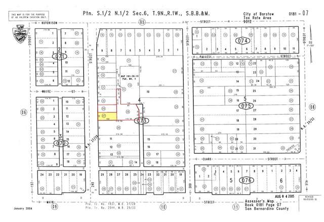18863 On 2nd Ave. And N. Of Main Street, Barstow, CA  (#SR19145996) :: Randy Plaice and Associates