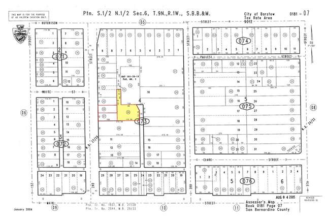18863 On 2nd Ave. And N. Of Main Street, Barstow, CA  (#SR19146010) :: Randy Plaice and Associates