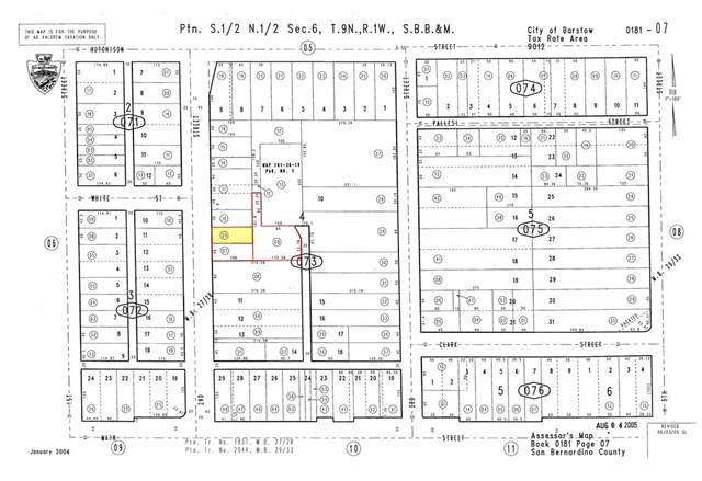 18863 On 2nd Ave. And N. Of Main Street, Barstow, CA  (#SR19146025) :: Randy Plaice and Associates