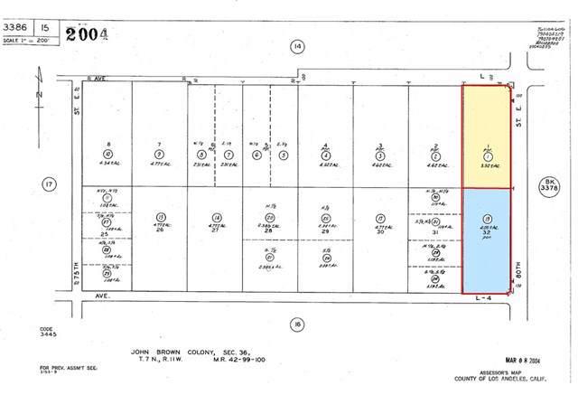 80 E And Avenue L-2, Roosevelt, CA 93552 (#SR19164698) :: Randy Plaice and Associates