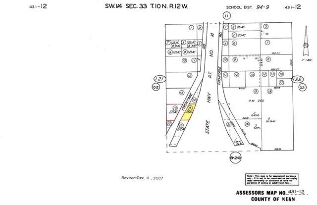 20 And Hwy. 14 Frontage Road - Photo 1