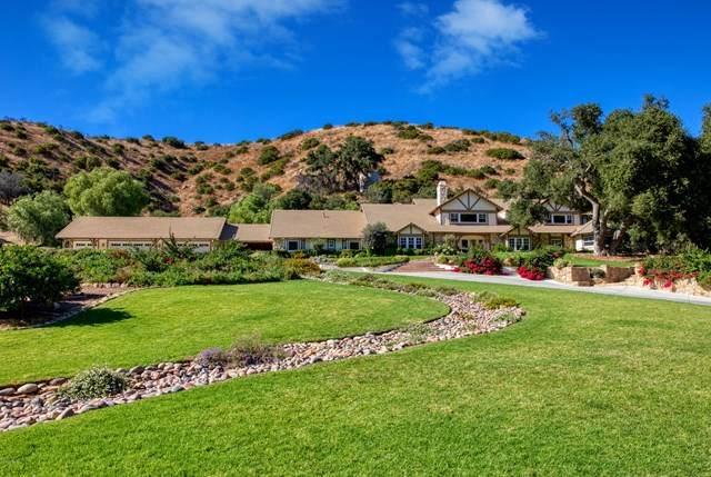 1515 Hidden Valley Road, Thousand Oaks, CA 91361 (#219010505) :: SG Associates