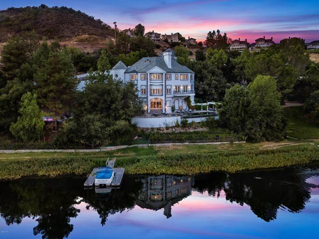 474 Lake Sherwood Drive, Wv - Westlake Village, CA 91361 (#219011250) :: SG Associates