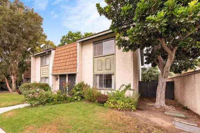 112 E Ventura Street J, Santa Paula, CA 93060 (#219012037) :: HomeBased Realty