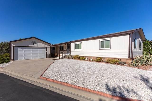 108 Poinsettia Gardens Drive, Ventura, CA 93004 (#219013030) :: Randy Plaice and Associates