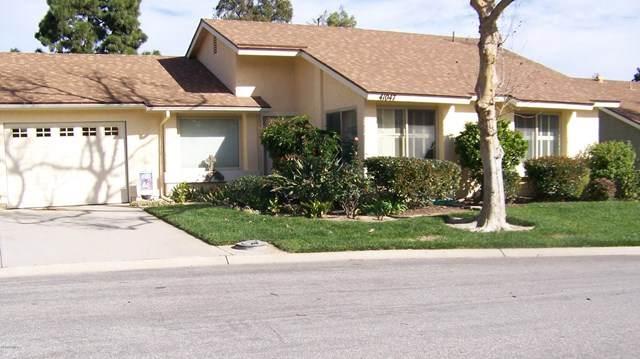 41047 Village 41, Camarillo, CA 93012 (#V0-219014594) :: HomeBased Realty
