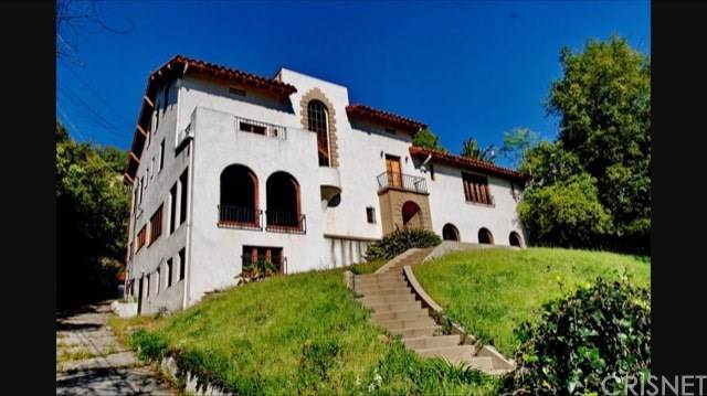2475 Glendower Place, Los Feliz, CA 90027 (#SR19287120) :: HomeBased Realty
